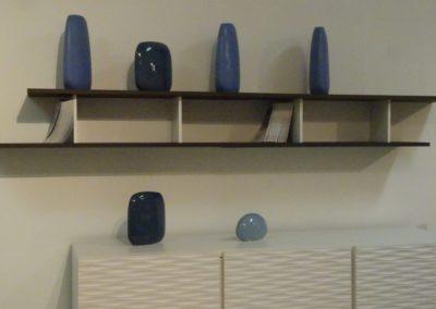 Mensole e vasi Calligaris -